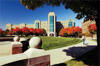 Beckman Institute at the University of Illinois