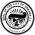 Seal of the City of Urbana, Ill.