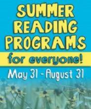 Summer Reading Programs at the Urbana Free Library : May 31-August 31