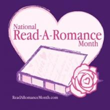 Read-a-Romance Month logo