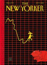 New Yorker magazine / September 7, 2015
