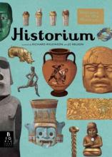 cover of book called Historium