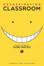 Assassination Classroom cover