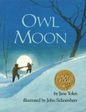 cover of Owl Moon by Jane Yolen