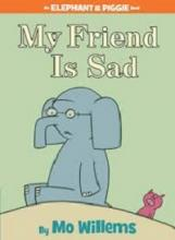 My Friend is Sad book cover by Mo Willems