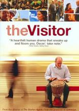The Visitor--DVD dust jacket