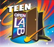 Teen Open Lab Logo