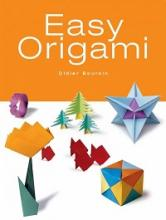 "Cover of the Book, ""Easy Origami"" by Didier Boursin"