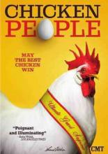 Chicken People DVD box cover