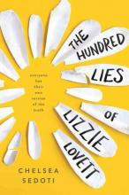 Cover for The Hundred Lies of Lizzie Lovett
