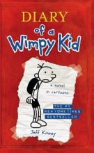 "Cover of the Large Print book, ""Diary of a Wimpy Kid : Greg Heffley's Journal"" by Jeff Kinney"