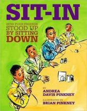 Sit-In book cover
