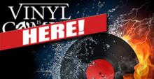 Vinyl is at the library