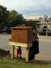 The Urbana Free Library Little Free Library