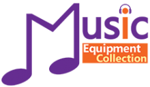 Music Equipment Logo