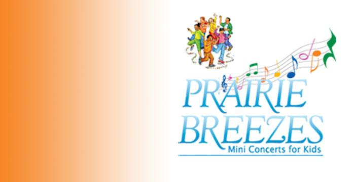Prairie Breezes Mini Concerts for Kids