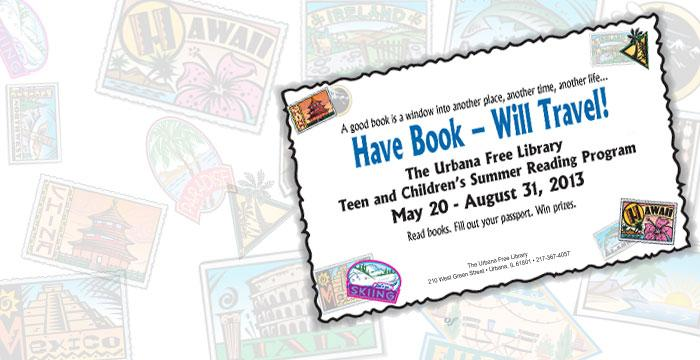 The Urbana Free Library Summer Reading Program
