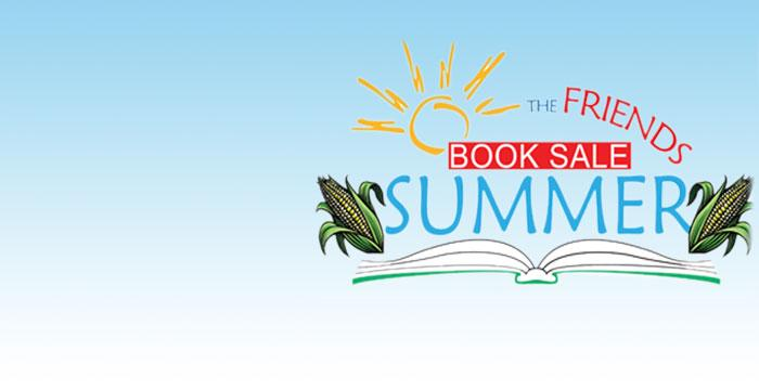Friends of The UFL Summer Book Sale