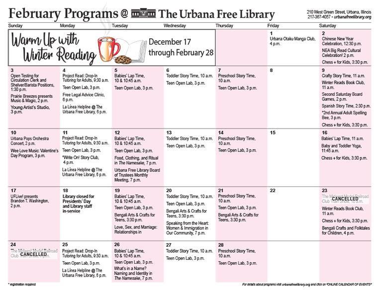 Very month teen center activity calendar consider