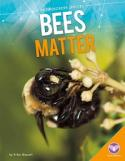 "Cover of the book, ""Bees Matter"" by Erika Wassall"