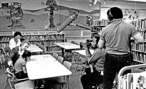 Reading Urbana Free Library