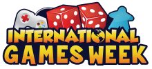 International Games Week Logo