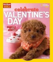 "Cover of the book, ""Celebrate Valentine's Day"" by Carolyn Otto"