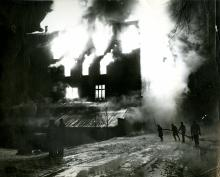 Flat Iron Fire, March 11, 1948