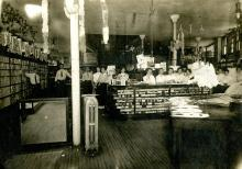 Flat Iron Department Store, undated